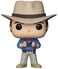 Jurassic Park: Dr. Alan Grant - Pop! Vinyl Figure