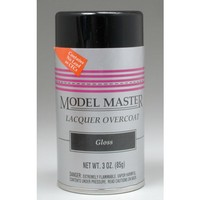Model Master: Enamel Aerosol - Clear (Gloss) image