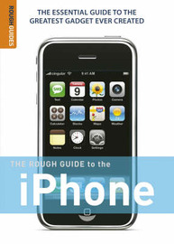The Rough Guide to the iPhone by Peter Buckley image