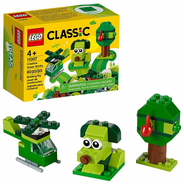 LEGO Classic: Creative Green Bricks - (11007)