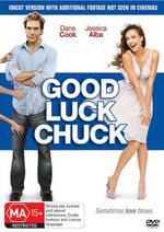 Good Luck Chuck on DVD
