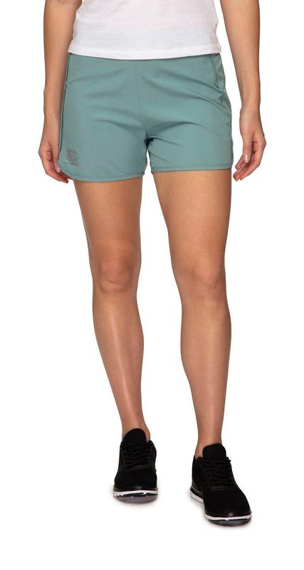 Canterbury: Womens Decoy - Woven Gym Short - Oil Blue (Size 8)