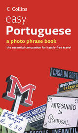 Easy Portuguese: a Photo Phrase Book image