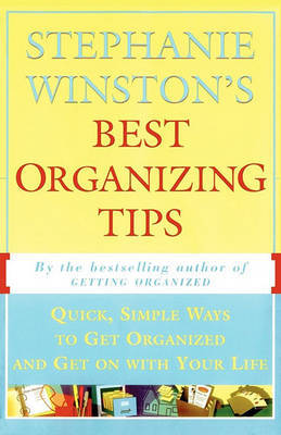 Stephanie Winston's Best Organizing Tips by Stephanie Winston image