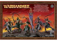 Warhammer Hellstriders of Slaanesh Model Kit