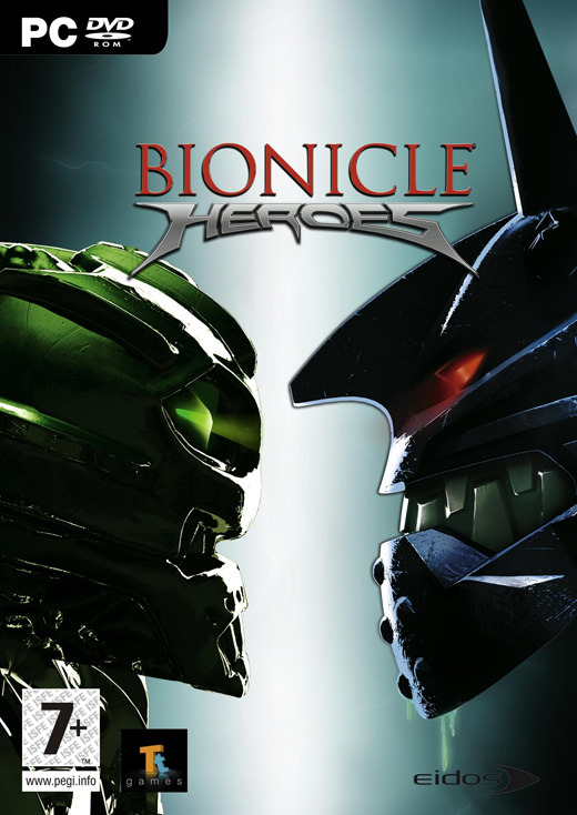 Bionicle Heroes for PC Games