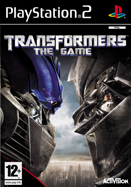 Transformers: The Game for PlayStation 2