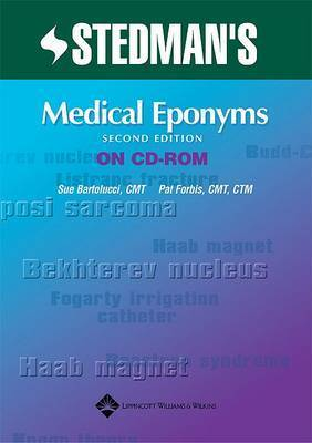 Medical Eponyms by Stedman