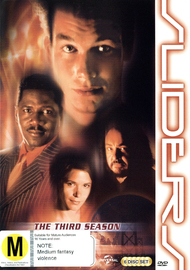 Sliders - Season 3 on DVD