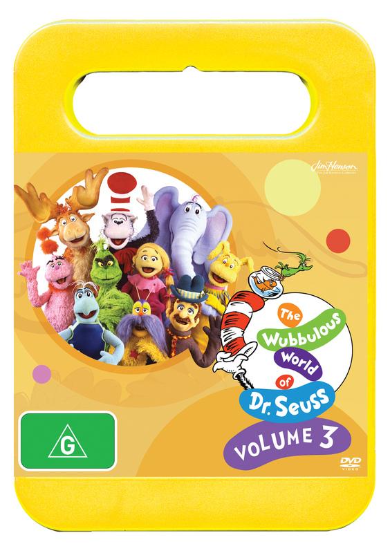 The Wubbulous World of Dr. Seuss - Volume 3 on DVD