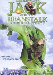 Jack & The Beanstalk - The Real Story on DVD