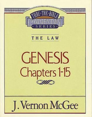 Genesis I by J. Vernon McGee