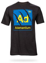 Marvel: X-Men Wolverine Adamantium T-Shirt (Small)