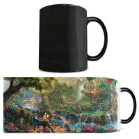 Disney: Jungle Book - Thomas Kinkade Morphing Mug