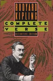Complete Verse by Rudyard Kipling image