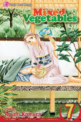 Mixed Vegetables, Volume 7 by Ayumi Komura