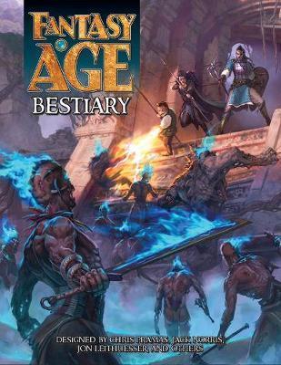 Fantasy AGE Bestiary by Jon Leitheusser