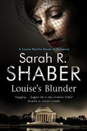 Louise's Blunder by Sarah R Shaber image