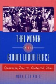 Thai Women in the Global Labor Force by Mary Beth Mills