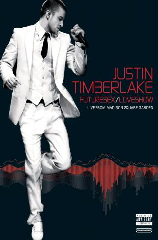 Justin Timberlake - FutureSex/LoveShow: Live From Madison Square Garden (2 Disc Set) on DVD image