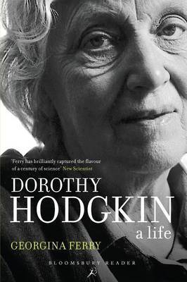 Dorothy Hodgkin by Georgina Ferry image