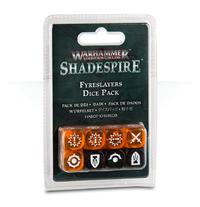 Warhammer Underworlds: Shadespire - Fyreslayers Dice