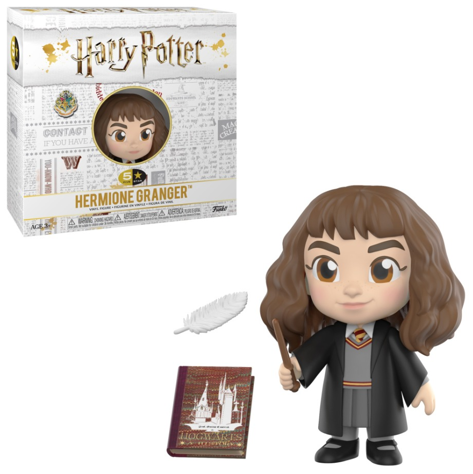 Harry Potter: Hermione Granger - 5-Star Vinyl Figure image