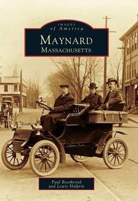Maynard by Lewis Halprin