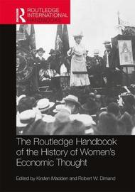 Routledge Handbook of the History of Women's Economic Thought image