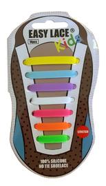 Easy Lace Kids Shoelace - Pastel Rainbow