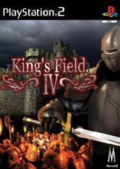 Kings Field IV for PS2