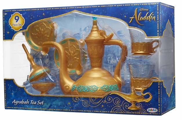 Disney's Aladdin - Agrabah Tea Set