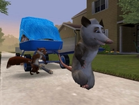 Over the Hedge (Essential) for PC Games image