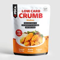 PBCo: Low Carb Crumb - Medium