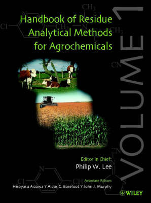 Handbook of Residue Analytical Methods for Agrochemicals image