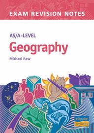 AS/A-level Geography Exam Revision Notes by Michael Raw image