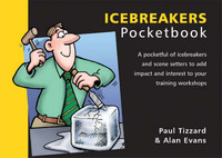 Icebreakers Pocketbook by Alan Evans image
