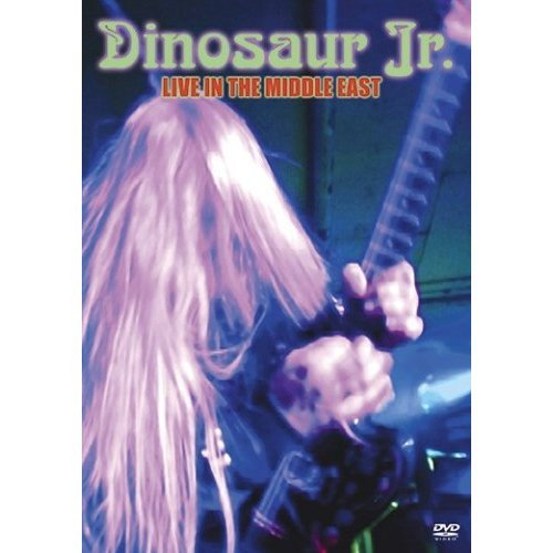 Dinosaur Jr - Live In The Middle East on DVD