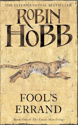 Fool's Errand (Tawny Man #1) by Robin Hobb