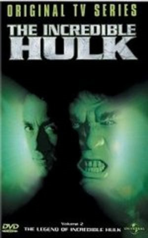 The Incredible Hulk Original TV Series - Vol. 2 The Legend Of The Incredible Hulk on DVD