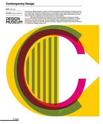 Contemporary Design: Design Museum by Catherine McDermott