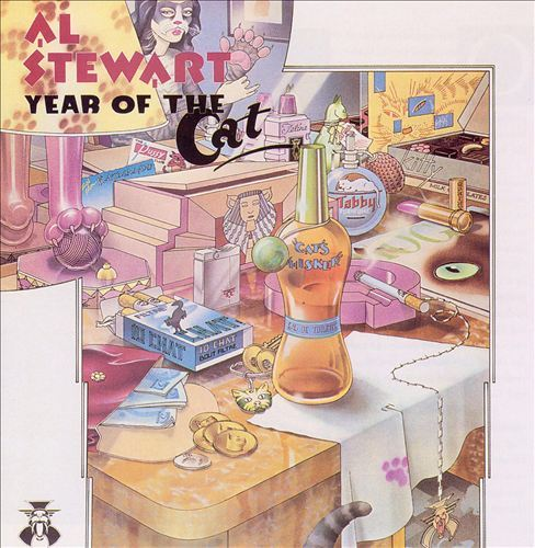 Year of the Cat (LP) by Al Stewart