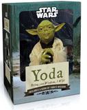 Yoda: Bring You Wisdom, I Will (Book & Figurine Box Set) by Chronicle Books