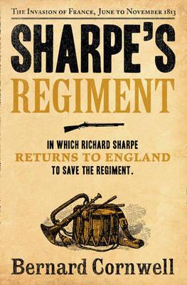 Sharpe's Regiment by Bernard Cornwell image