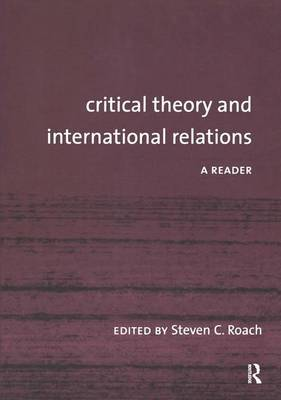 Critical Theory and International Relations image