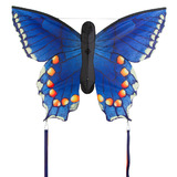 """HQ Kite: Large Swallowtail Blue - 51"""" Butterfly Kite"""