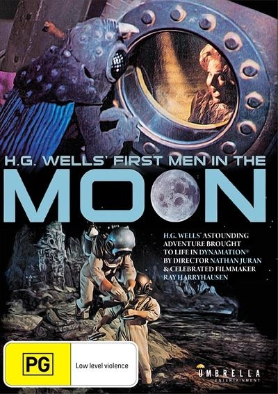 First Men In The Moon on DVD image