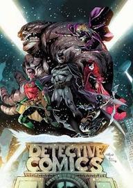 Batman Detective Comics The Rebirth Deluxe Edition Book 1 (Rebirth) by James IV Tynion