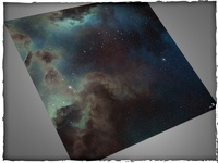 DeepCut Studio Deep Space PVC Mat (3x3)