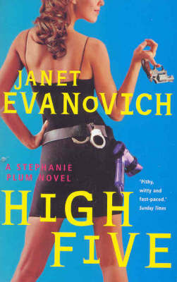 High Five by Janet Evanovich image